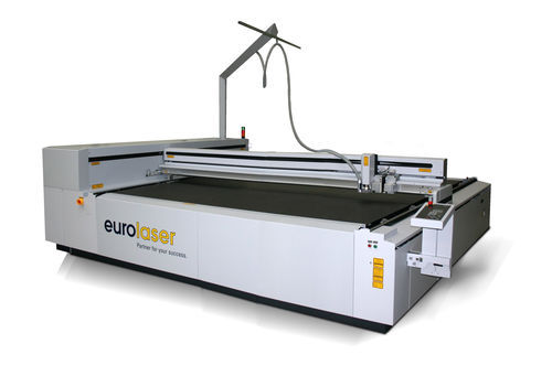 CO2 laser cutting machine - eurolaser GmbH