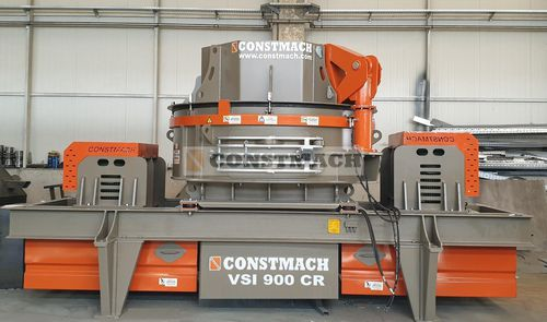impact crusher / stationary / high-capacity