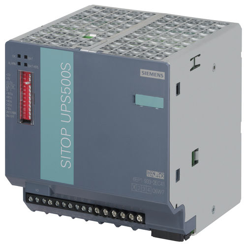 parallel UPS / DC / industrial / capacitor-buffered