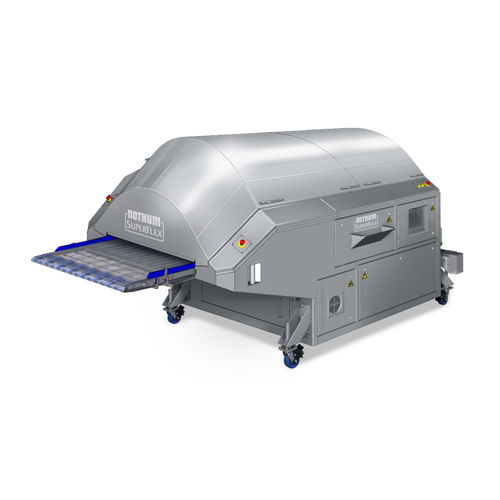 meat breading machine