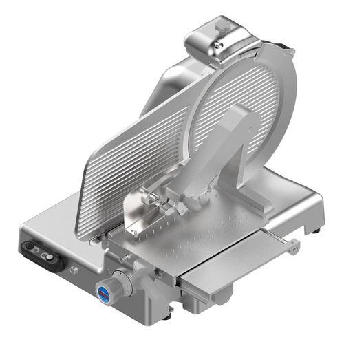 meat slicing machine / manual / crosscut / industrial