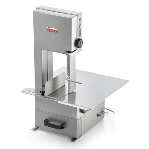 bone band saw for the food industry / stainless steel