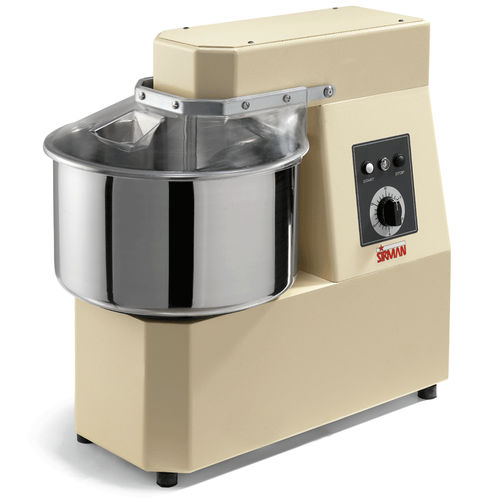 dynamic mixer / batch / powder / for the food industry