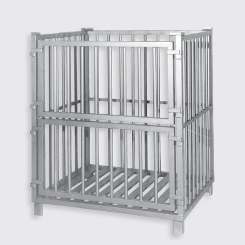 stainless steel pallet box
