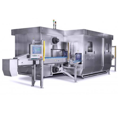 high-pressure food processing system / for beverages