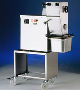 meat slicing machine / for fish / vegetable / fruit