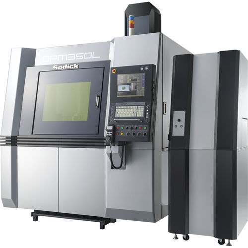 3-axis CNC milling machine / precision / cutting / high-speed