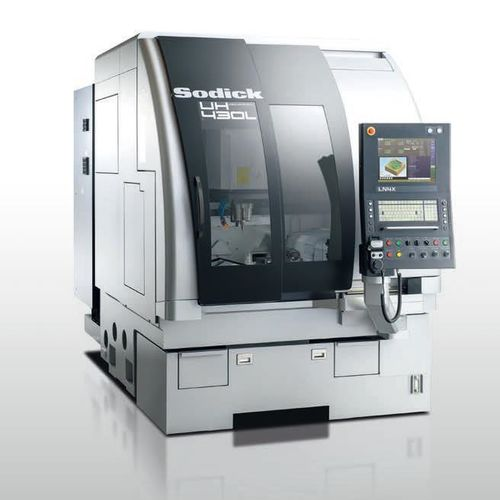 3-axis CNC machining center / vertical / milling / high-speed