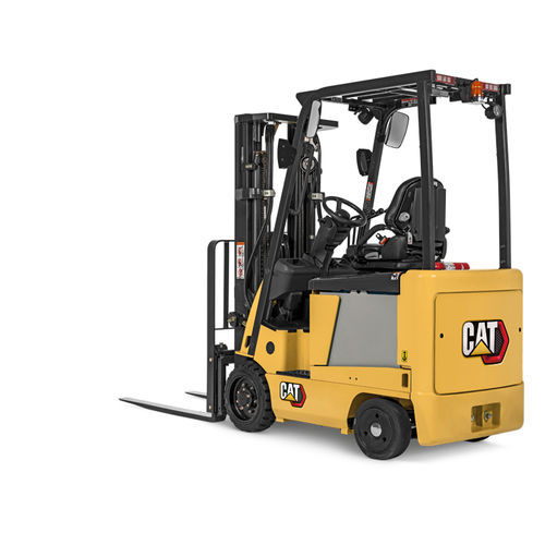 electric forklift / ride-on / industrial / handling