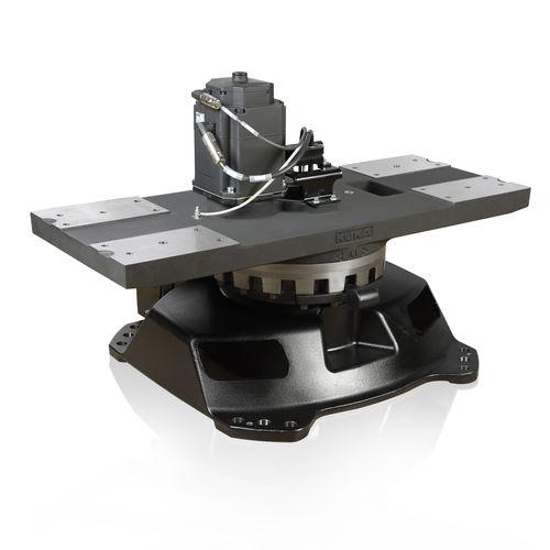 motor-driven turntable
