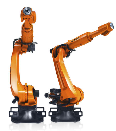 articulated robot / 6-axis / handling / for foundry applications
