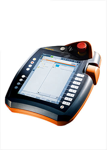 HMI terminal with touch screen