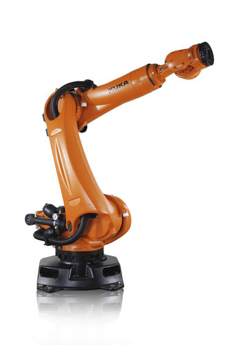 articulated robot / 6-axis / for foundry applications / high-speed