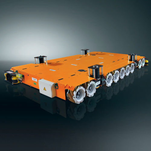 omnidirectional platform / lifting / transport / mobile