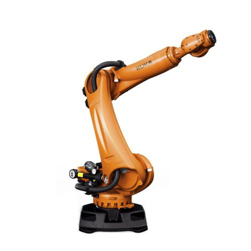 articulated robot / 6-axis / for assembly / finishing