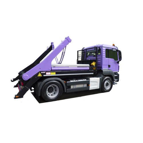 dump truck / 2-axle