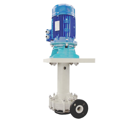 chemical pump / electric / submersible / centrifugal