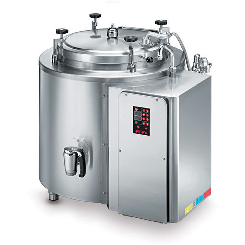 pasta industrial cooker / steam / electric / gas