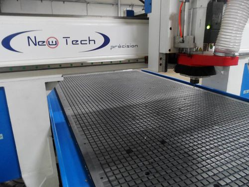 PVC machining / polycarbonate / polyethylene / for aeronautics