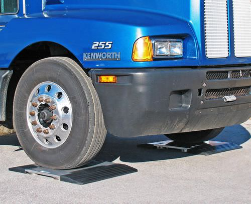 truck axle scale