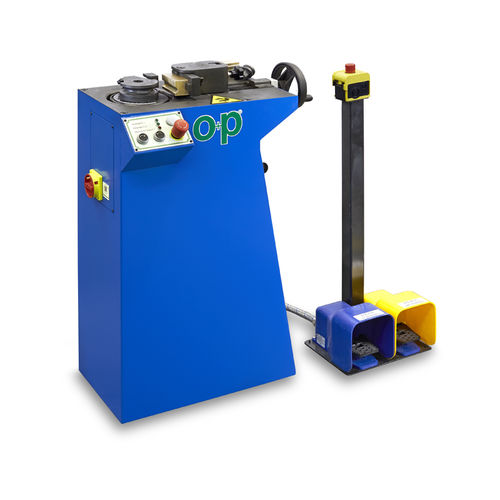 electromechanical bending machine / steel tube