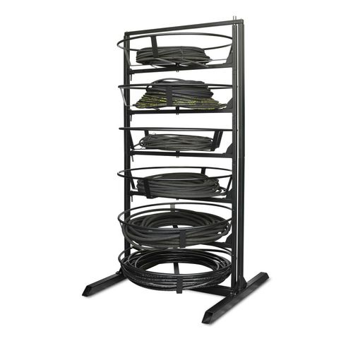 workshop rack / for pipes / with shelves