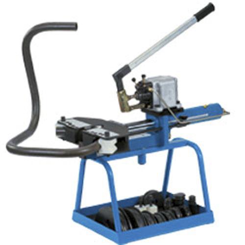 handheld bending machine / manual / for tubes / steel tube