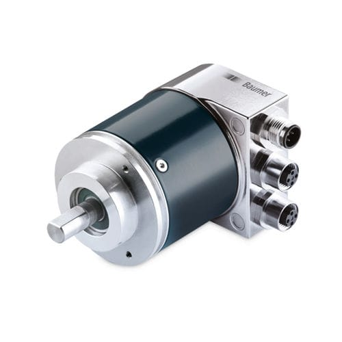 modular rotary encoder / absolute / optical / with Fieldbus interface