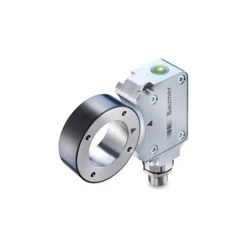 bearingless rotary encoder / absolute / magnetic / CANopen
