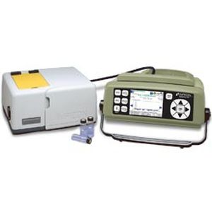 gas sampler / headspace / for gas chromatography