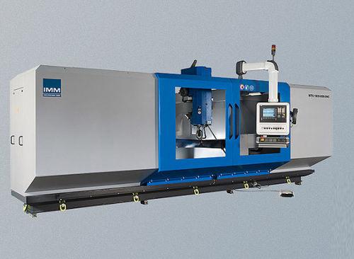 turbine blade grinding machine