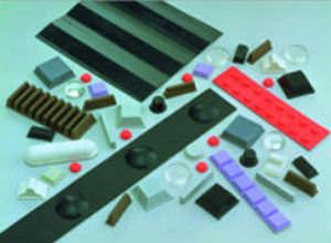 adhesive thrust pad