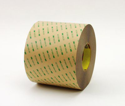 acrylic adhesive tape / for electrical applications