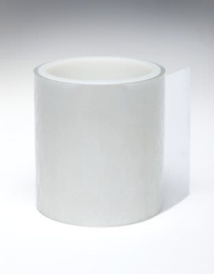 double-sided adhesive tape / acrylic / polyester / for electrical applications