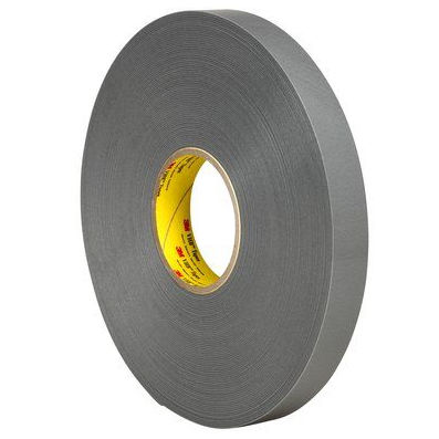 acrylic foam adhesive tape / acrylic / transparent / permanent