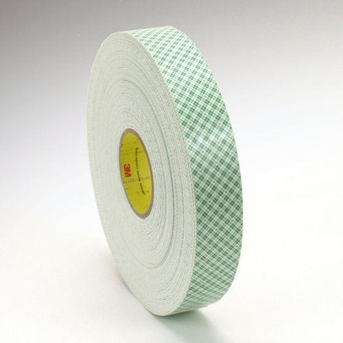 double-sided adhesive tape / acrylic foam / industrial / foam