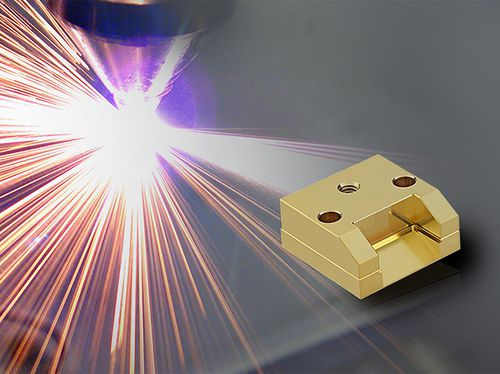 CW laser diode / high-performance / cooled / compact