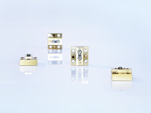 continuous wave laser / solid-state / tunable / compact
