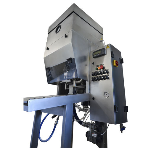 filling machine for the food industry