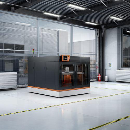 ABS 3D printer / nylon / PA / PETG