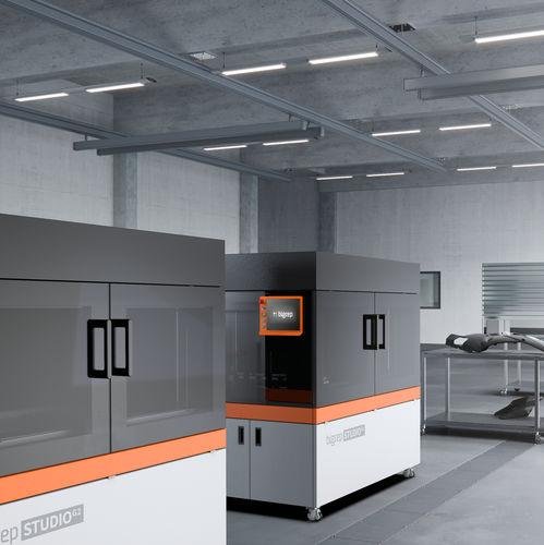 ABS 3D printer / polyamide / PETG / TPU