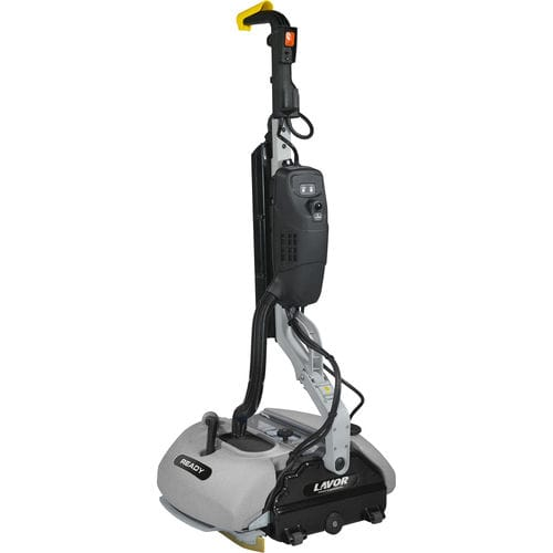 manual scrubber-dryer