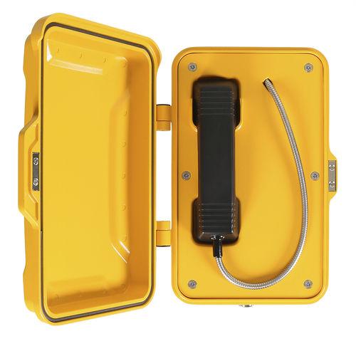 emergency industrial telephone / VoIP / analog / IP66