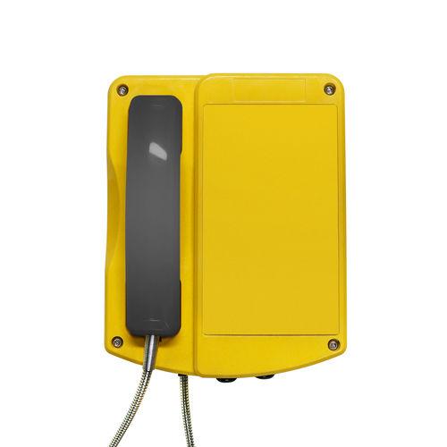 VoIP industrial telephone - J&R Technology Ltd