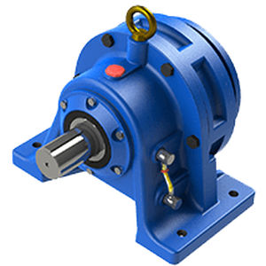 cycloidal gear reducer / coaxial / high-performance / for heavy loads