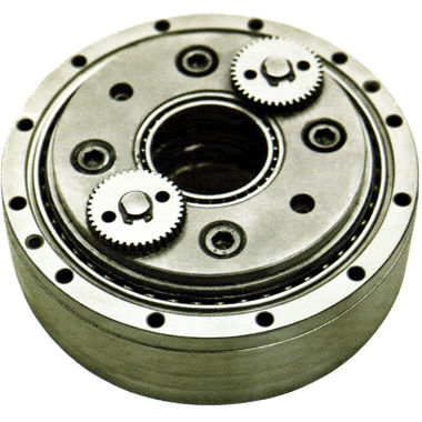 cycloidal gear reducer / coaxial / precision / industrial