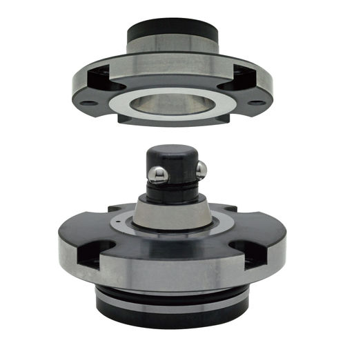 flange zero-point clamping system