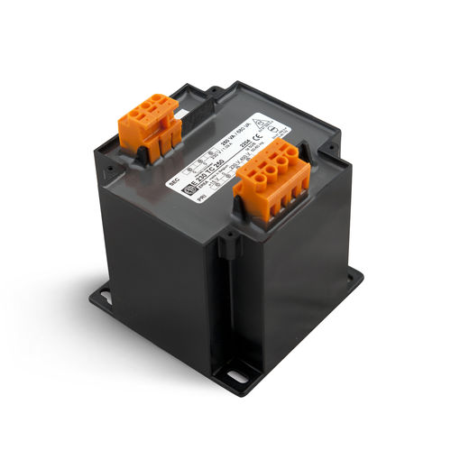 control transformer / power / isolation / encapsulated