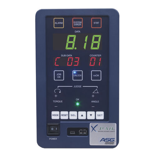 screwdriving control unit - ASG, Division of Jergens, Inc.