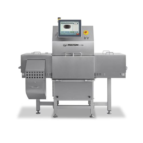 X-ray inspection machine / for the packaging industry / high-resolution / high-speed